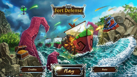 Fort Defense Trailer Screenshot