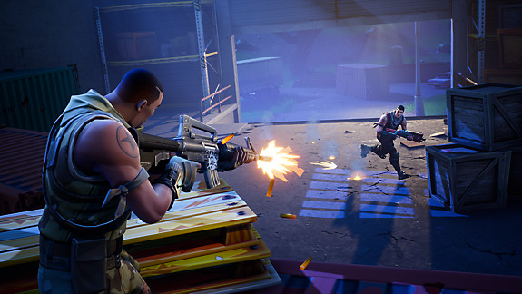 Fortnite - Screenshot INDEX