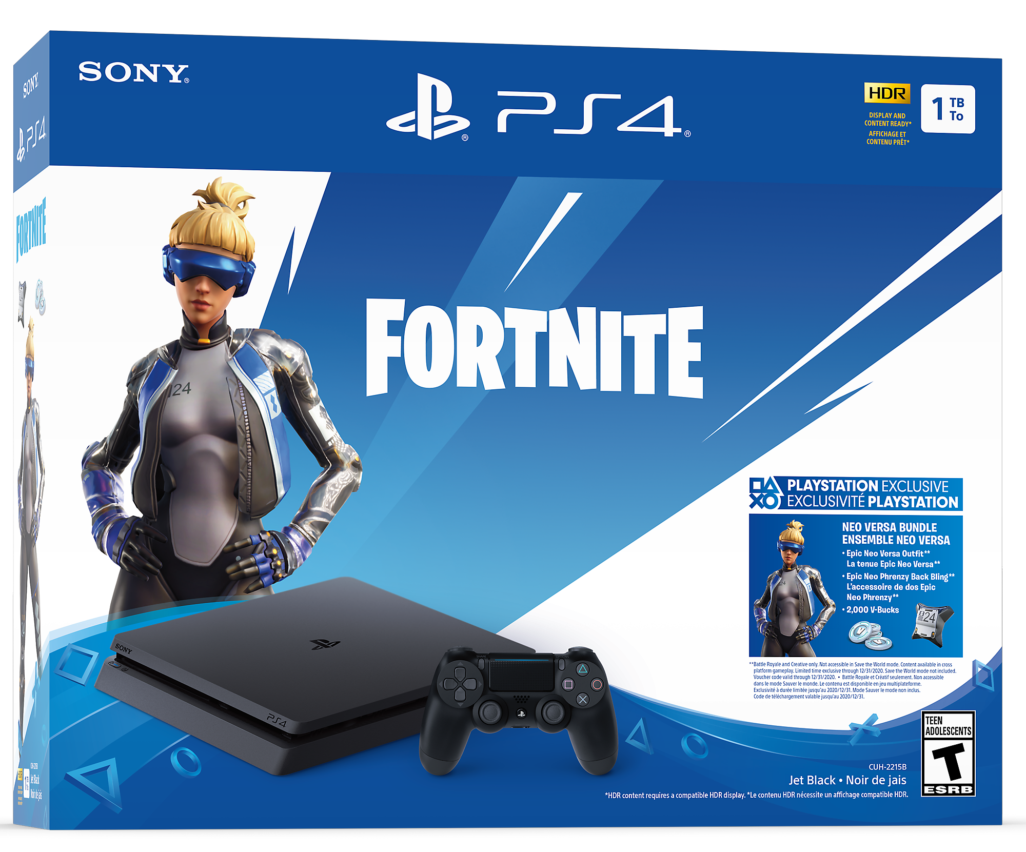 PS4 hardware bundle