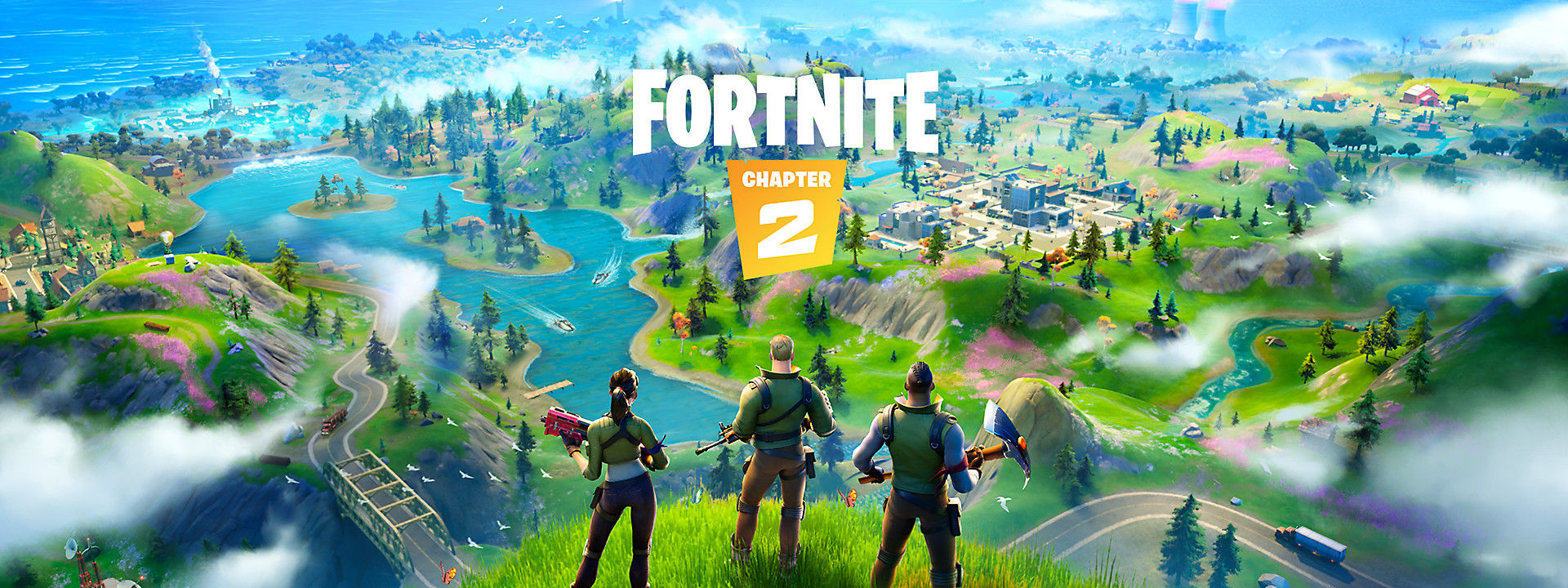 Fortnite Chapter 2 - Available Now