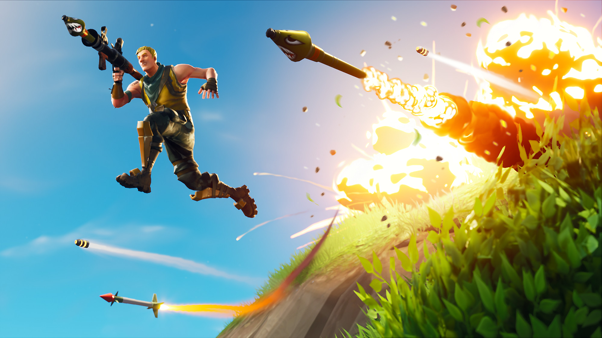 Fornite Battle Royale - Limited Time Modes