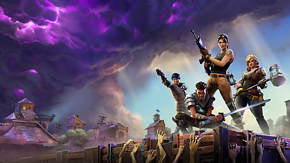 Fortnite DS4 Bundle screenshot
