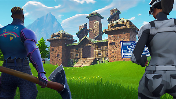 Fortnite Neo Versa PlayStation®4 Bundle - Screenshot INDEX