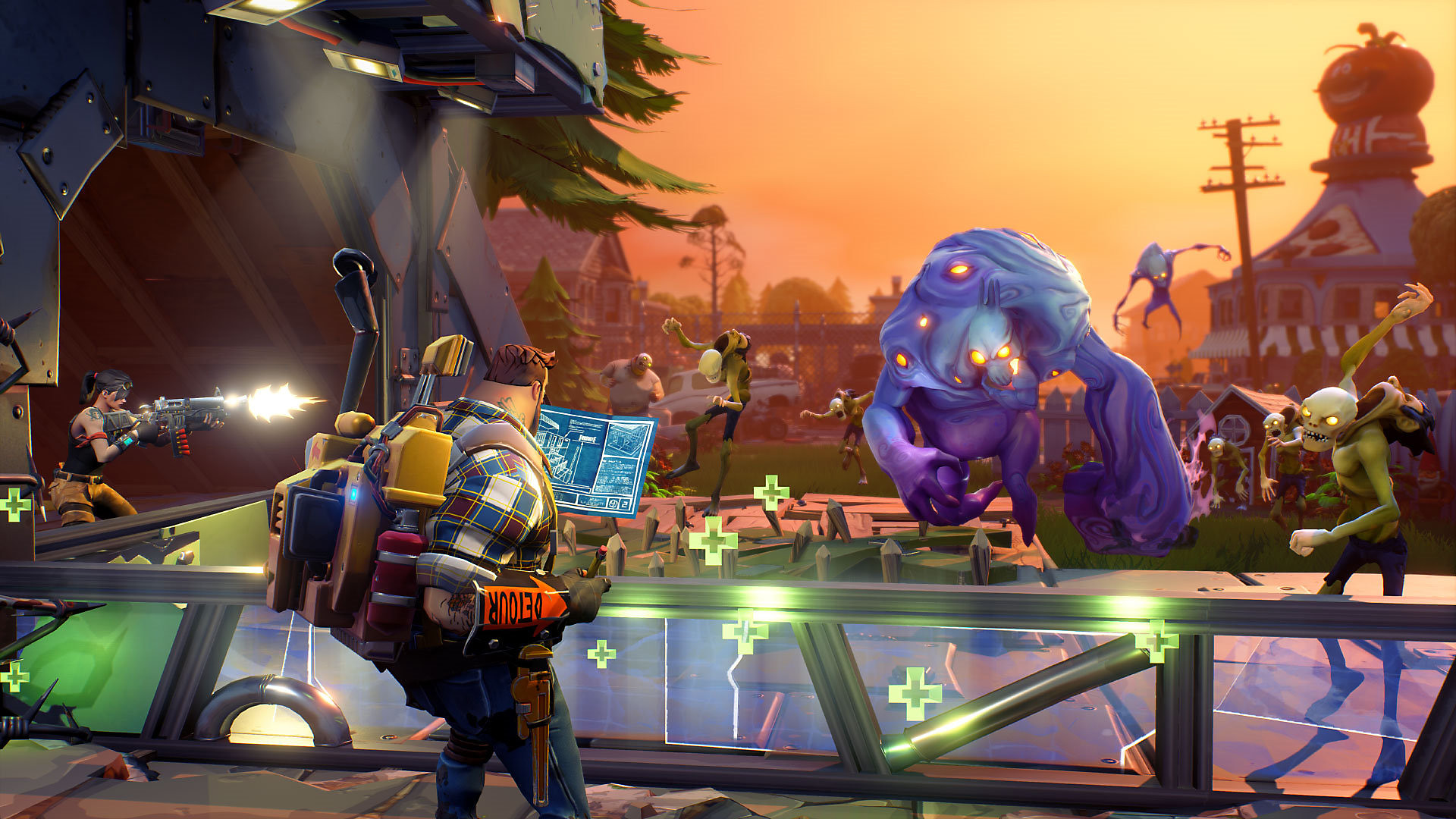 Fortnite Game   PS4 - PlayStation
