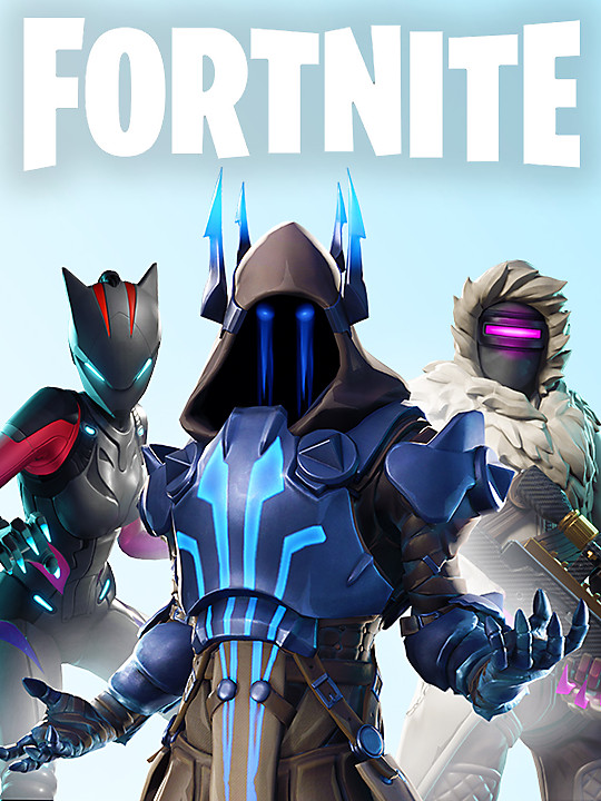 Fortnite: Season 7 Box Art