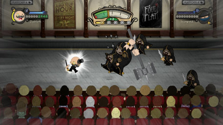 Foul Play Trailer Screenshot