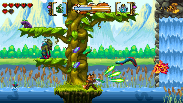 FOX n FORESTS Screenshot 1
