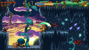 FOX n FORESTS Screenshot 2