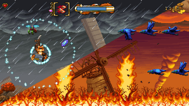 FOX n FORESTS Screenshot 10