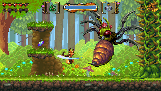 FOX n FORESTS Screenshot 4