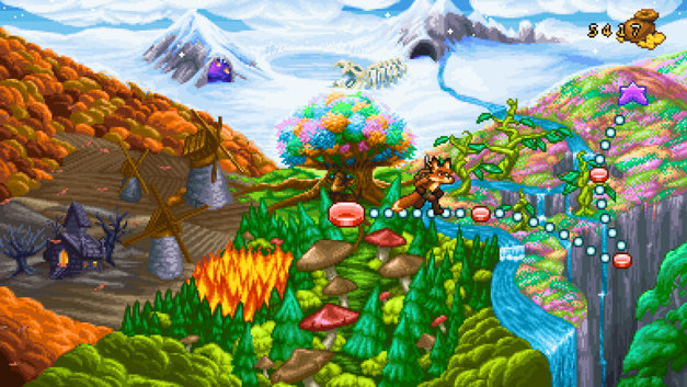 FOX n FORESTS Screenshot 7