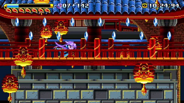 Freedom Planet Screenshot 1