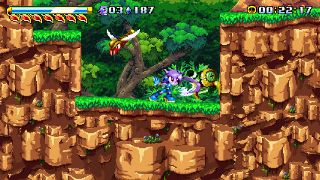 Freedom Planet Screenshot 4