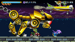 Freedom Planet Screenshot 5