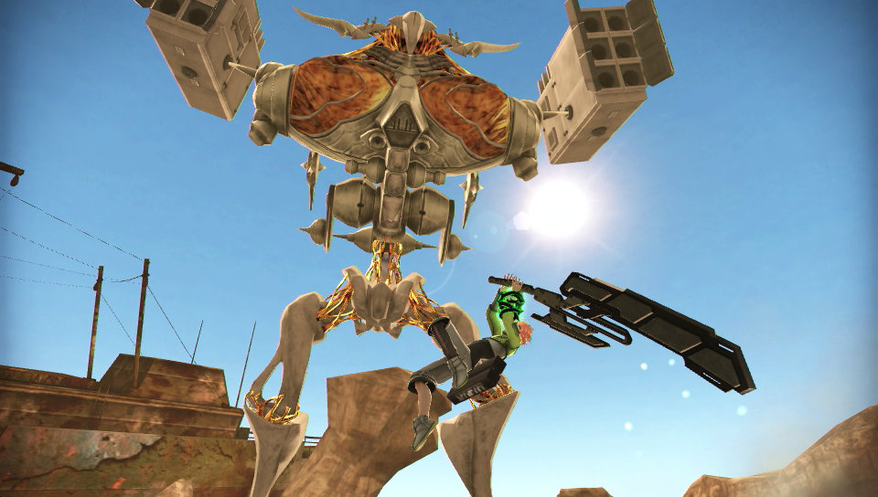 Freedom Wars™ Game   PSVITA - PlayStation