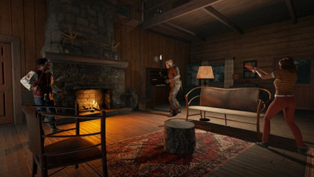 Friday the 13th: The Game Trailer Screenshot