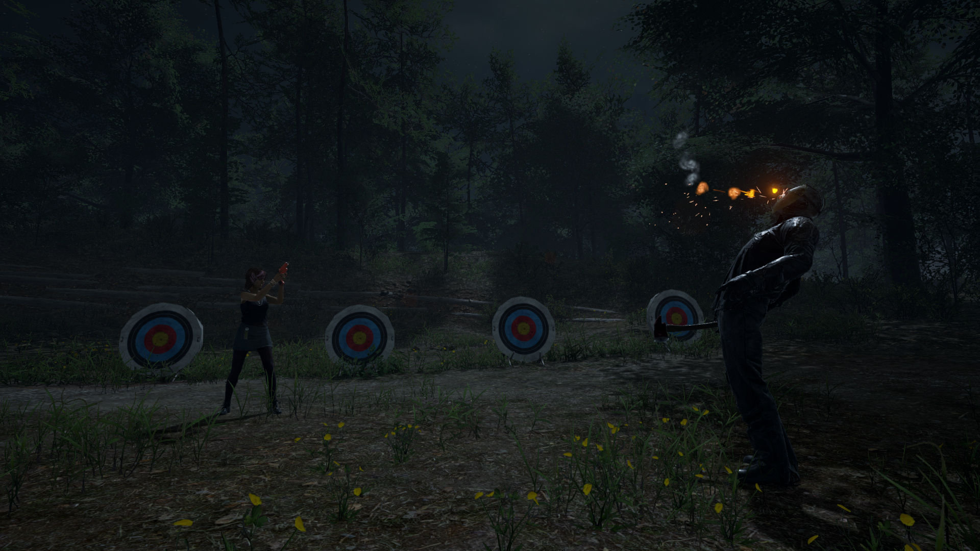 friday the 13th the game game ps4 playstation