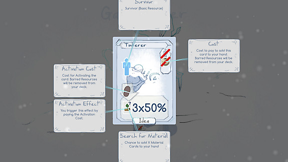 Frost - Screenshot INDEX