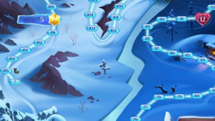Frozen Free Fall: Snowball Fight Screenshot 9