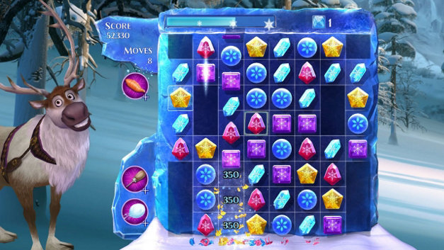 Frozen Free Fall: Snowball Fight Screenshot 10