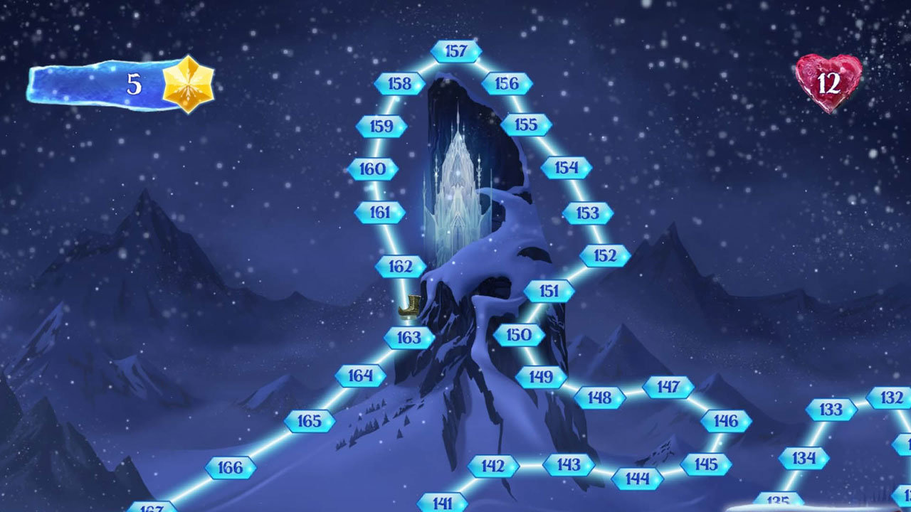 Frozen Free Fall Snowball Fight Game Ps4 Playstation