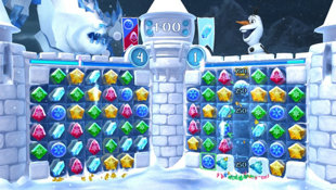 Frozen Free Fall: Snowball Fight Screenshot 11