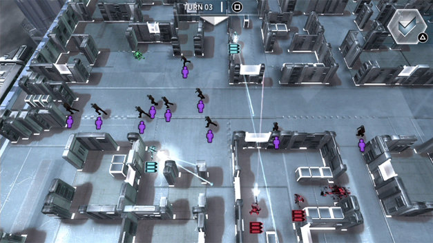 Frozen Synapse Prime Screenshot 1
