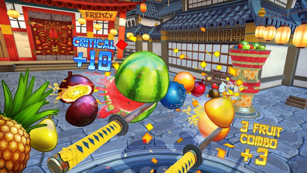 Fruit Ninja VR Screenshot 4