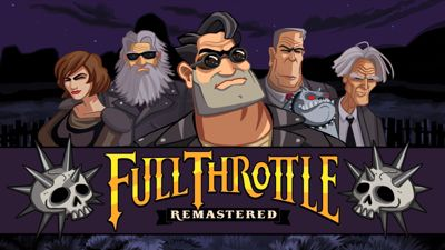 Image result for full throttle remastered ps4