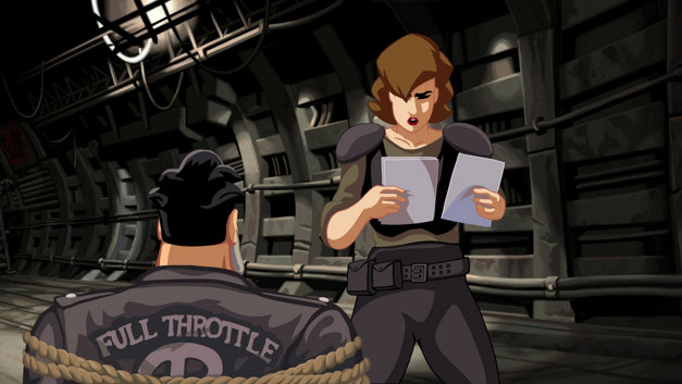 Full Throttle Remastered Screenshot 4
