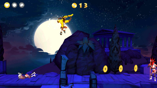 Funk of Titans Screenshot 1
