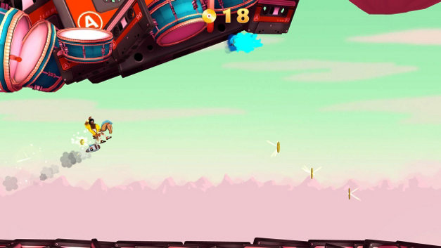 Funk of Titans Screenshot 4