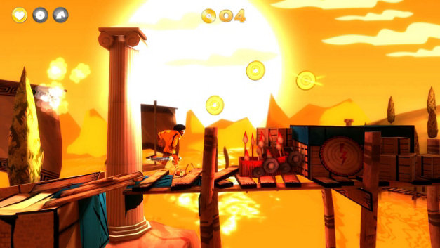 Funk of Titans Screenshot 10
