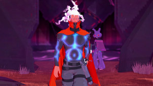 Furi Screenshot 3