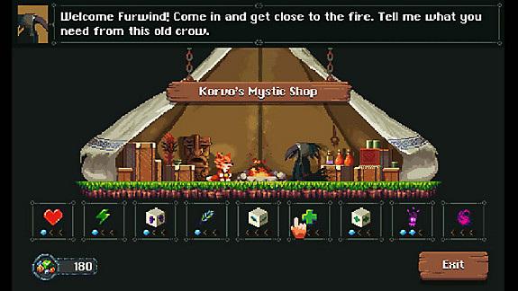 Furwind - Screenshot INDEX