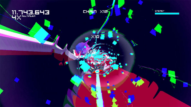 Futuridium EP Deluxe Screenshot 1