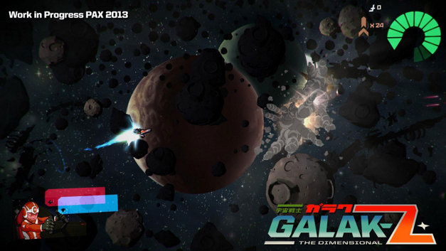Galak-Z Screenshot 4