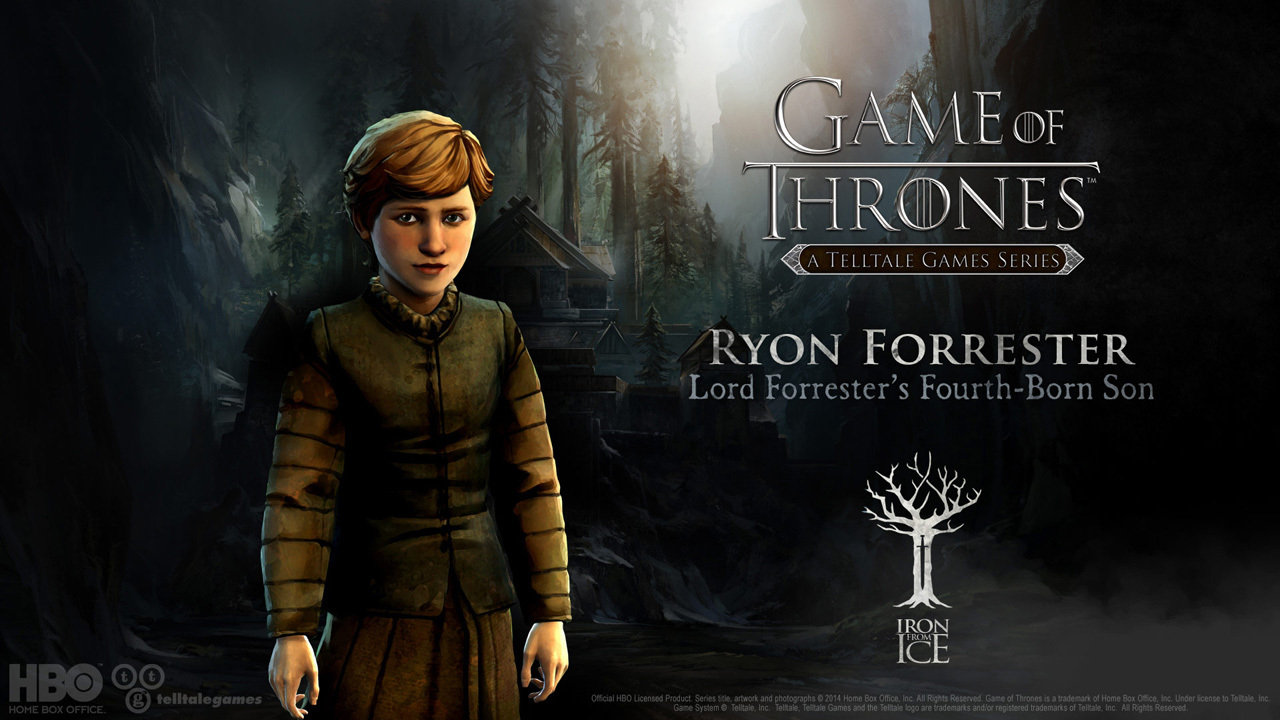 Game Of Thrones Season 1 Ep1 Iron From Ice Game Ps4
