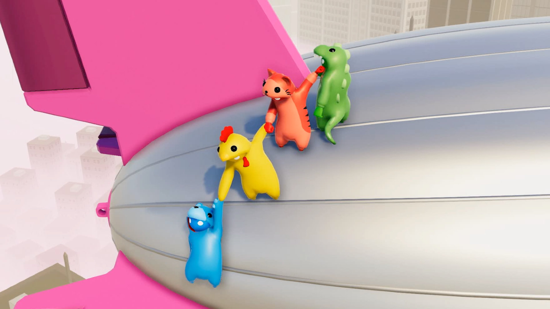 Come scaricare gang beasts ps4