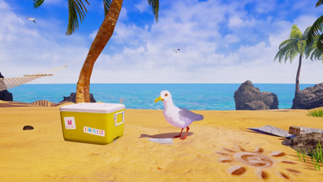 Gary the Gull Trailer Screenshot