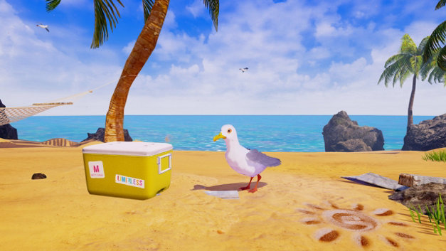 Gary the Gull Screenshot 1