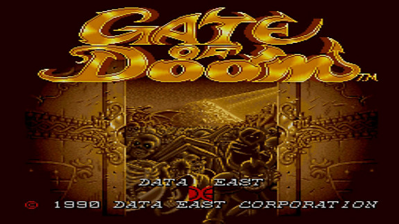 Gate Of Doom screenshot