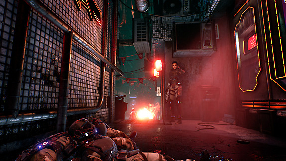Gene Rain screenshot