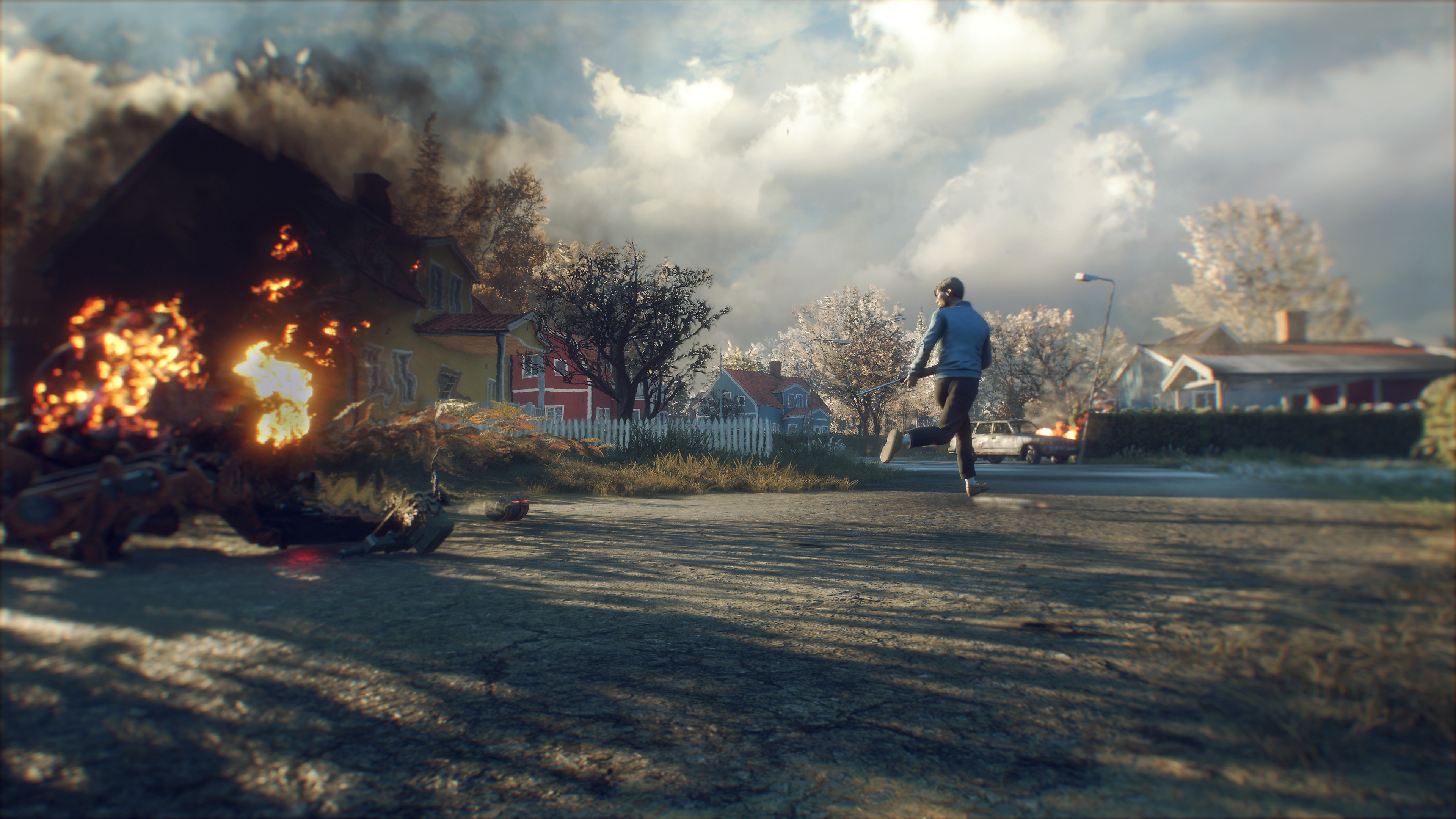Generation Zero Game Overview Screenshot 2