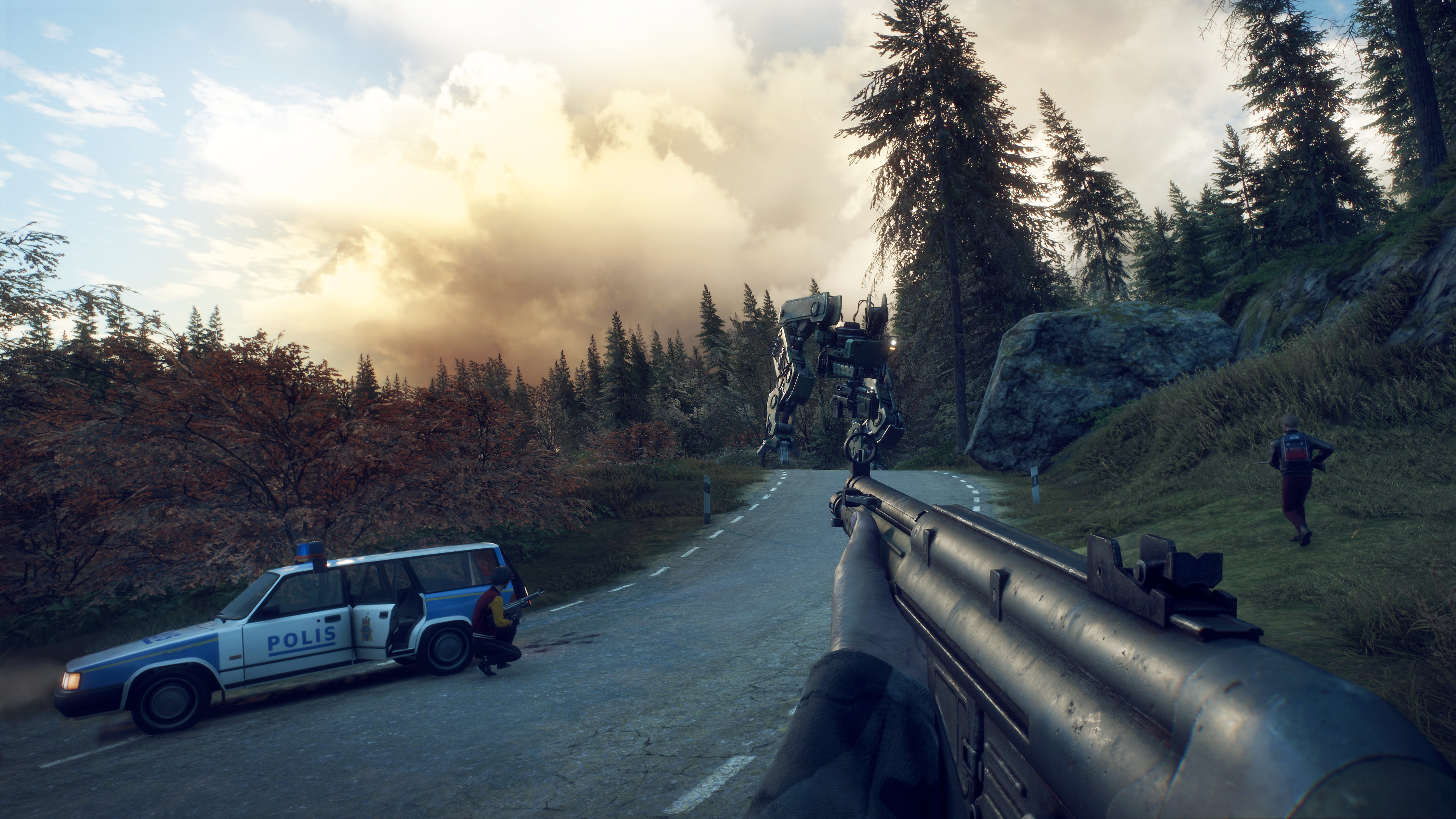 Generation Zero Game Overview Screenshot 3