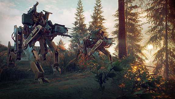 Generation Zero - Screenshot INDEX