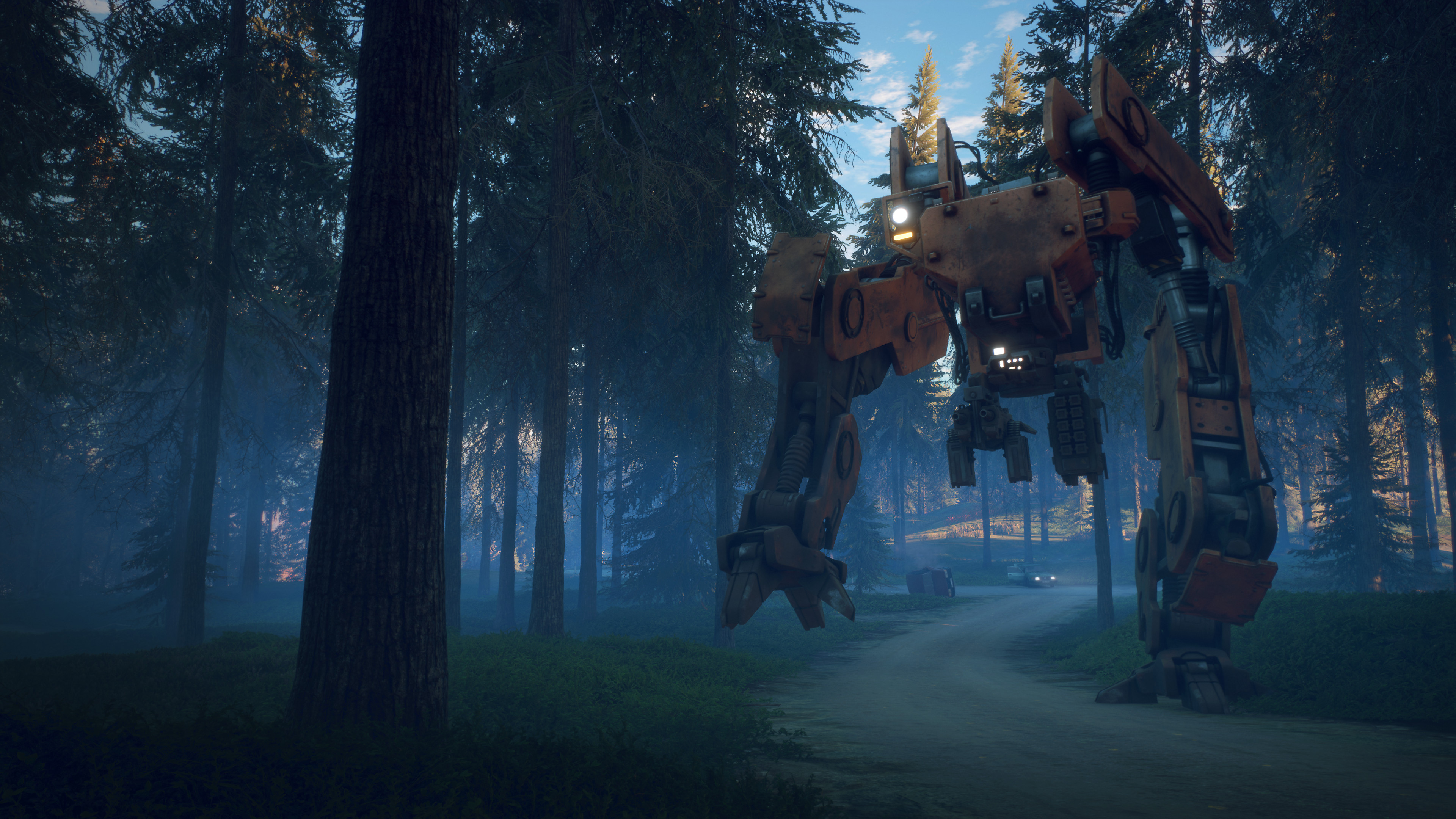 Generation Zero Game Overview Screenshot 4