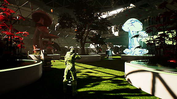 Genesis Alpha One - Screenshot INDEX