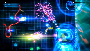 Geometry Wars 3: Dimensions Evolved Screenshot 3