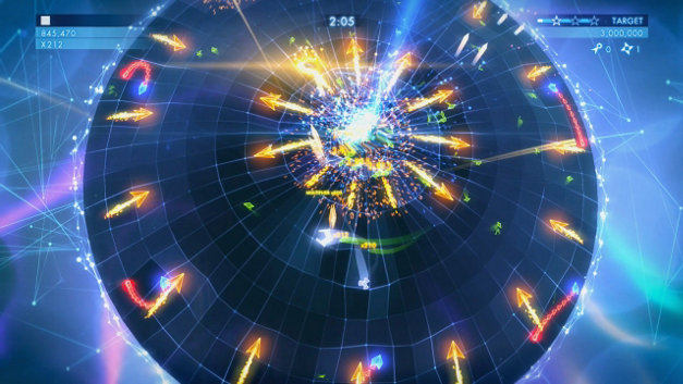 Geometry Wars™ 3: Dimensions Screenshot 4